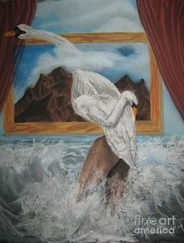 The Swan Song by Safa Al-Rubaye