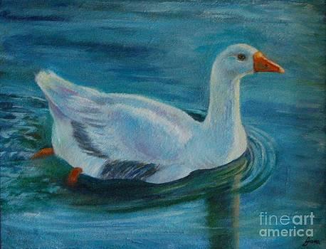The Swim by Jana Baker