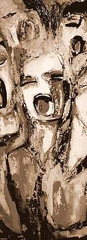 the Syrian screem by Dareen  Hasan