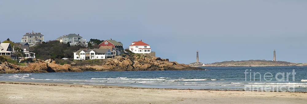 Michelle Wiarda - The Tallest Lighthouses in Massachusetts
