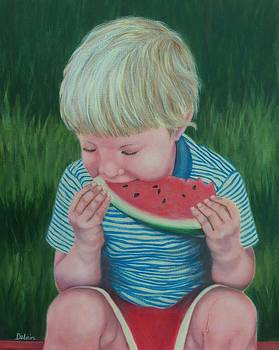 The Taste of Summer by Susan DeLain