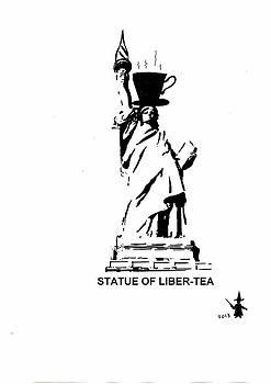 Libert   Tea by MERLIN Vernon