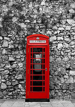 The Telephone Booth by Jonathan McCallum