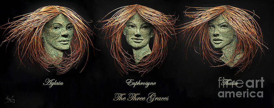Adam Long - The Three Graces