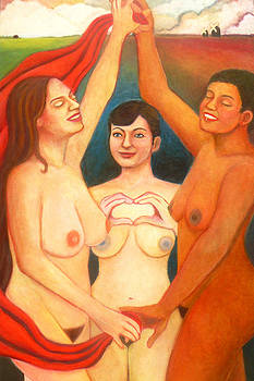 The Three Graces by Deenie Wallace