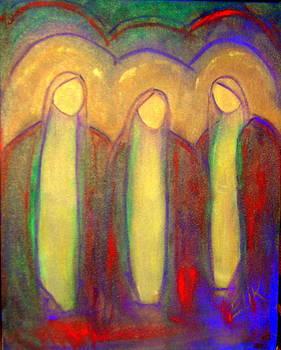 The Three Graces by Johanna Elik