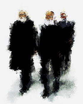 Siyavush Mammadov - The Three Seers