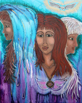 The Three by Wendy Hassel