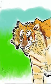 The Tiger  by Alesha Legair