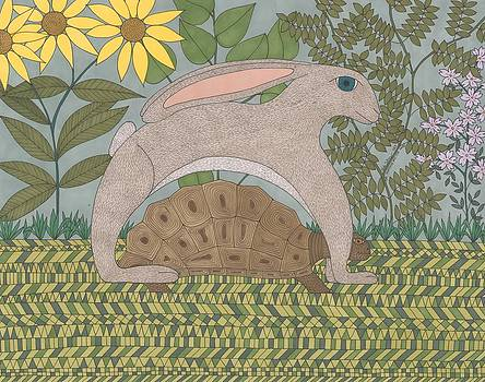 The Tortoise and the Hare by Pamela Schiermeyer