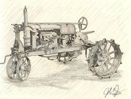 The Tractor by John Jones