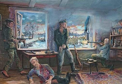 The tragedy in 1949 by Ylo Telgmaa