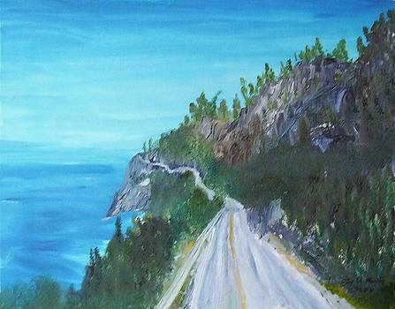 The Trail by Tony  DeMerchant
