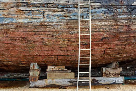 The trawler by Paul Indigo