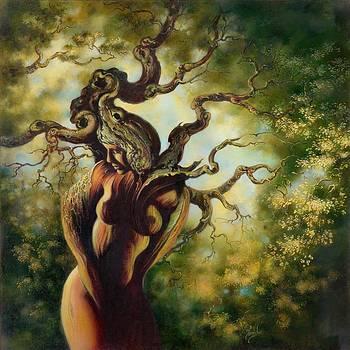 The Tree by Anna Ewa Miarczynska