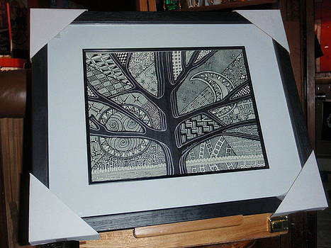The tree of Ladders by Amy Frank