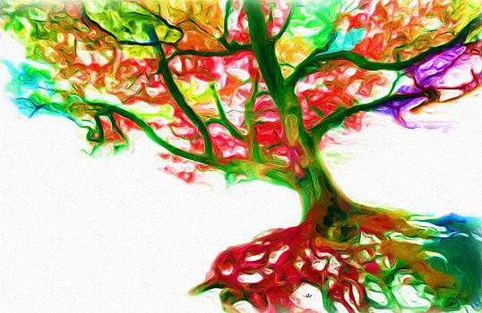 Jared Johnson - The Tree of Life