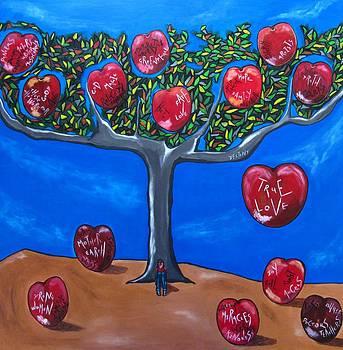 The Tree of Life by Sandra Marie Adams