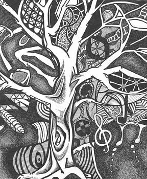 The Tree of Music by Amy Frank