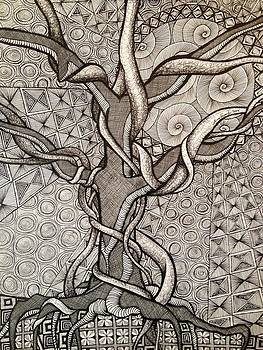 The Tree of Serpents by Amy Frank