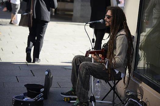 Teo SITCHET-KANDA - The Troubadour - Javier Manik 1