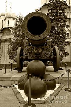 Pravine Chester - The Tsar Cannon
