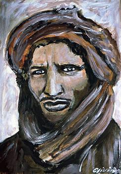 The Tuareg by Olivia Gray