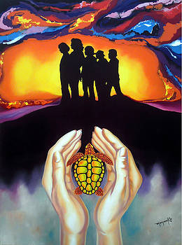 The Turtles by Hector Monroy by Hector Monroy