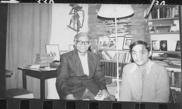 The Tutorial. 1977 by Arjun L Sen
