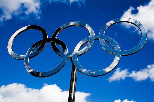The Ultimate Sport Symbol by Fredrik Ryden