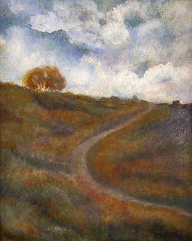 The Uphill Road by Joe Leahy