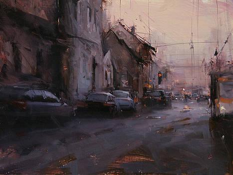 The Urban Flow by Tibor Nagy