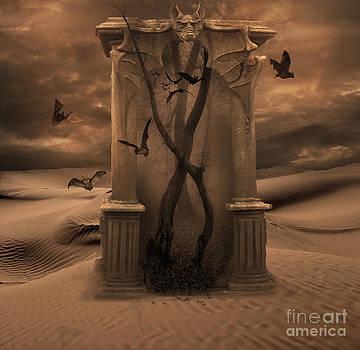 The Vampire's Portal by Lynn Jackson