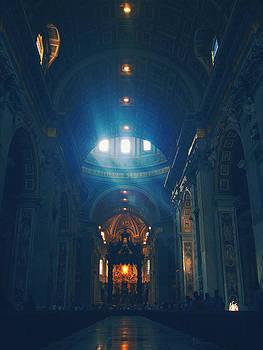 The Vatican by Patrick Horgan