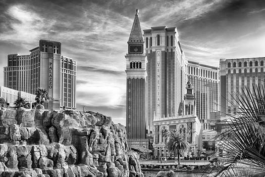 The Venetian Resort Hotel Casino by Howard Salmon