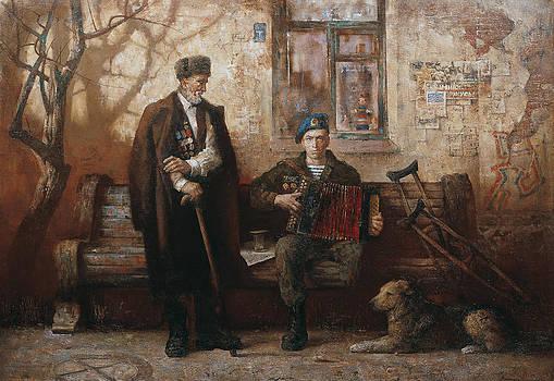 The veterans by Kartashov Andrey