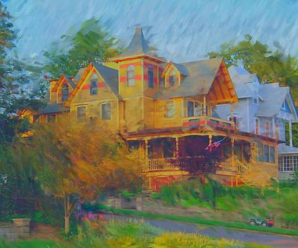 Rick Todaro - The Victorian House