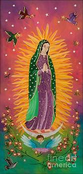 The Virgin of Guadalupe by Sue Betanzos
