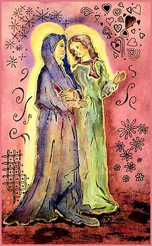 The Visitation by Myrna Migala