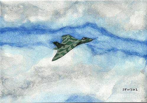 The Vulcan Bomber by John Williams
