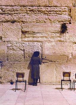 The Wailing Wall by Archie Reyes