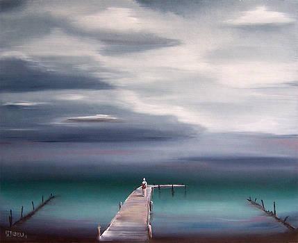 The Wait by David Fedeli