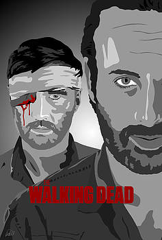 The Walking Dead an eye for an eye by Paul Dunkel