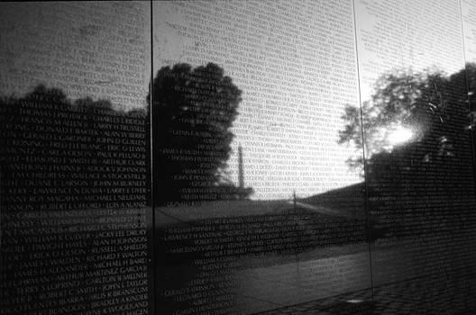 Harold E McCray - The Wall--Viet Nam Memorial IA