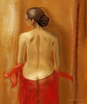 The Wallflower by Sannel Larson