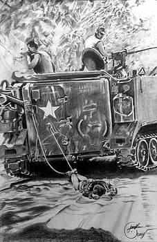 The War by Jose Guzman
