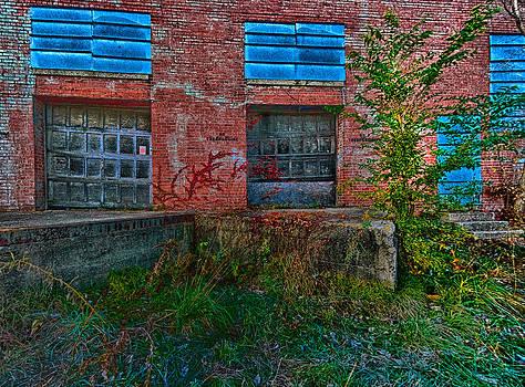 The Warehouse Doors by Kimberleigh Ladd