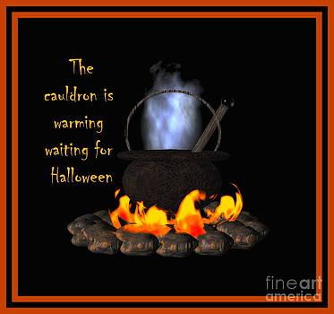 Eva Thomas - The Warming Cauldron