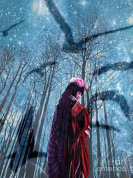The Watcher by Jessie Art
