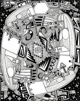 The Watchers by Dalton James